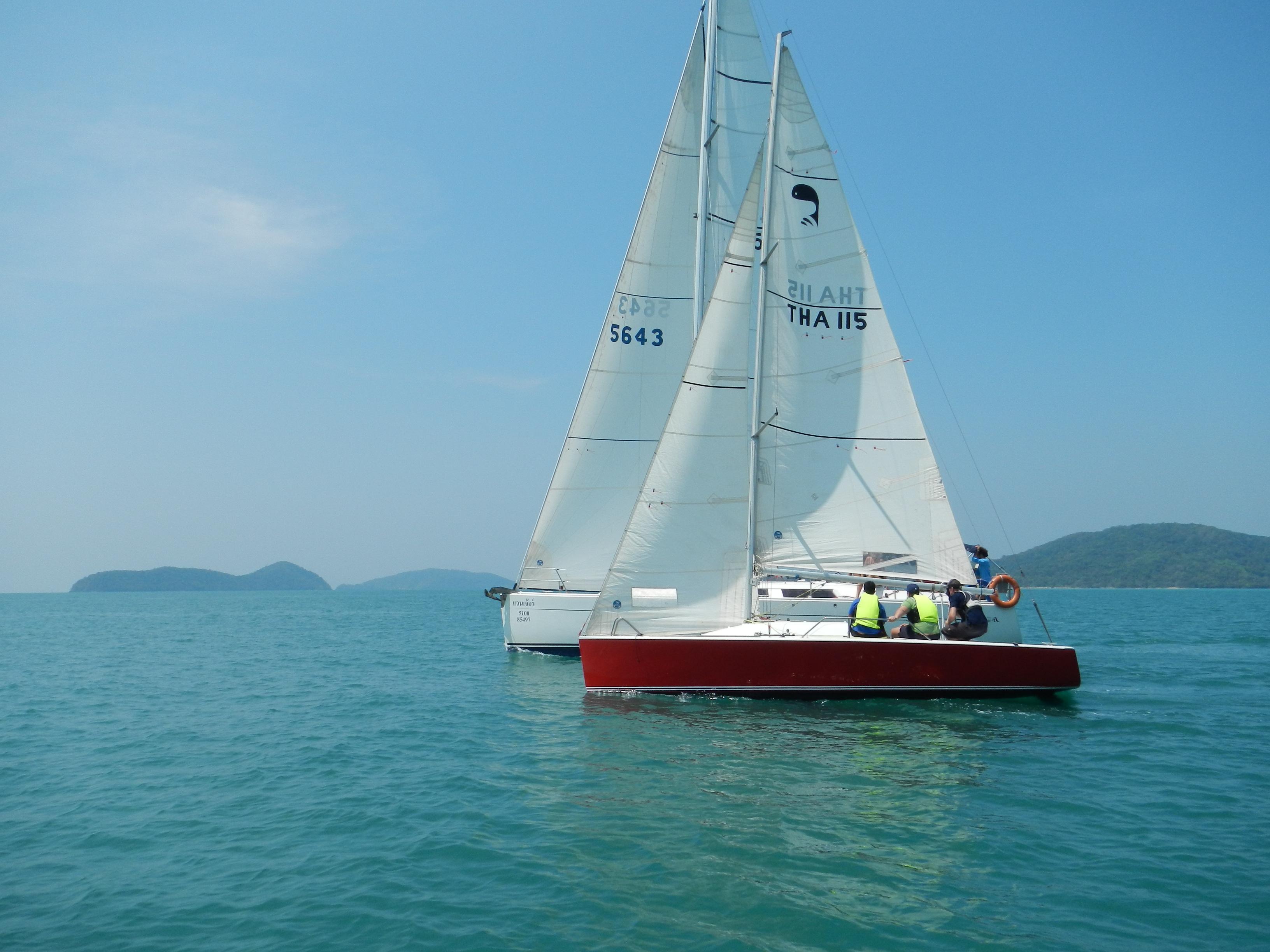 Platu 25ft Sailing Yacht Phuket